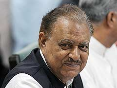 India 'Running Away' From Talks, Says Pak President Mamnoon Hussain