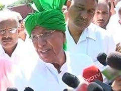 'Unwell' Haryana Leader Chautala Asked by Court to Explain Rally-Hopping