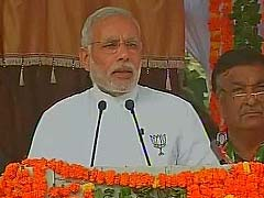 PM Narendra Modi's Speech at Election Rally in Karnal: Highlights