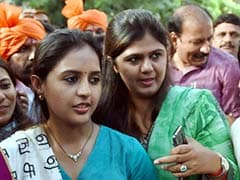They are Sisters, Lawmakers and Maharashtra's Gen Next Politicians
