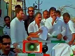 Congress Faces Political Storm as Rahul Gandhi Visits Cyclone-Hit Areas