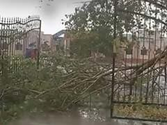 Cyclone Warning Centre at Visakhapatnam Hit by Hudhud