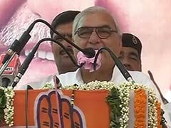 No Hung Assembly, Congress Will Form Government in Haryana: Bhupinder Singh Hooda