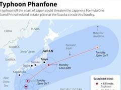 US Military Officials Feared Dead as Typhoon Slams into Japan