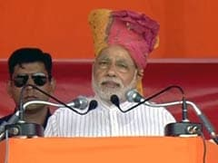 """Some Parties """"Will Vomit"""" About BJP at Centre. Skip Them, Says PM"""