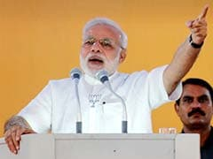 Era of Alliances Over, Want Full Majority: PM Modi in Gondia
