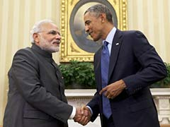 Obama, Modi Establish Contact Group to Expedite Indo-US Nuclear Deal implementation