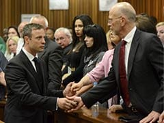 Oscar Pistorius's Family 'Accepts' Five Year Jail Sentence