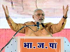PM Modi Silent on Shiv Sena in Maharashtra Poll Campaign