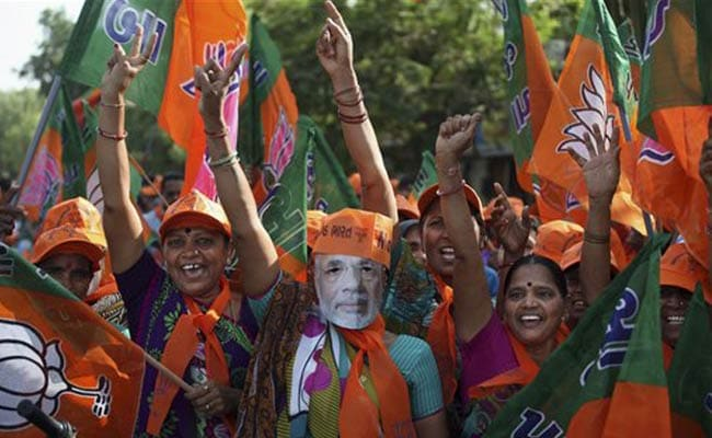 'World's Largest Political Party' BJP Crosses 10-Crore Membership Mark