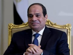 Egyptian President to Meet Pope Francis Monday: Report