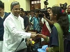 'Mr Chief Minister, Why Aren't Children Safe?' Students Ask Siddaramaiah