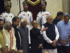 Pep Talk, Light Snacks for 65 Ministers at Meeting With PM Modi