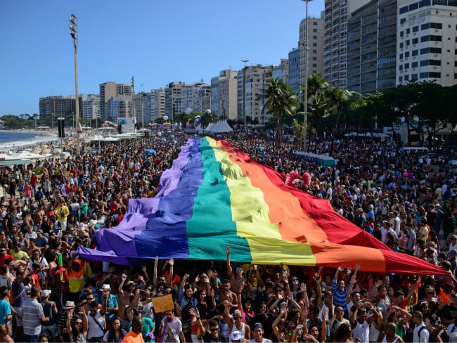 Brazil Gay Rights 88
