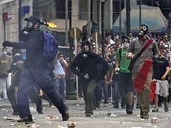 Greek Journalists on Strike Against Austerity Measures