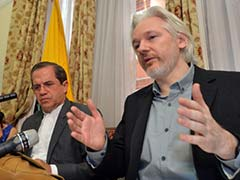 Julian Assange Welcome in Ecuador Embassy 'As Long As Necessary'