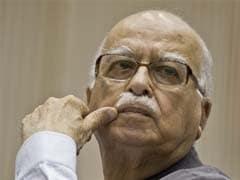 LK Advani Condemns Paint Attack on Sudheendra Kulkarni