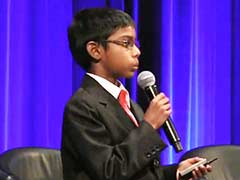 8-Year-Old Indian-Origin CEO to Give Lecture at Cyber Security Summit