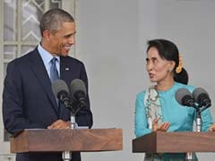 Aung Suu Kyi To Meet Barack Obama For First Time As Myanmar Leader