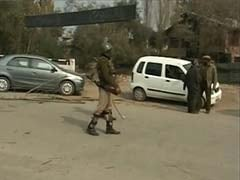 Budgam Firing: Army Pulls Out Unit, State Government's Report Says Car That Failed to Stop Had Skidded