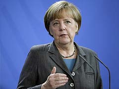 Angela Merkel Says Her Coalition 'Working Very Well' Despite Spying Row