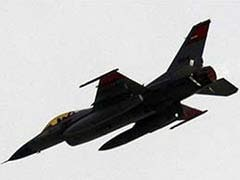 US Air Force Believes Fighter Jet Crashed in Gulf of Mexico