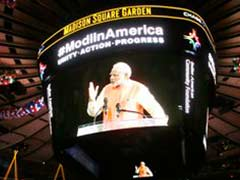 Over 10,000 Sign Up in First 24 Hours for PM Modi's Reception in US