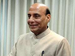 Rajnath Singh to Meet of North Eastern Chief Ministers Tomorrow