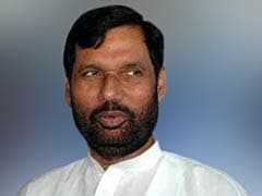 Union Minister Ram Vilas Paswan Slams Bihar Government on Implementation of Food Law
