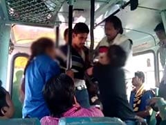 Harassed in Public Bus, Rohtak Sisters Thrash Men