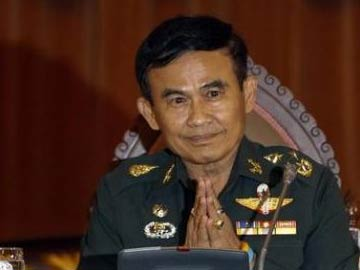 Martial Law to Stay in Thailand: Justice Minister