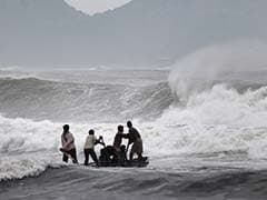 A Side Effect - A Happy One - Of Cyclone Hudhud