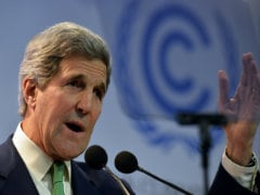 'No Excuses, Get To Work': John Kerry Tries To Spur Slow-Moving Climate Talks
