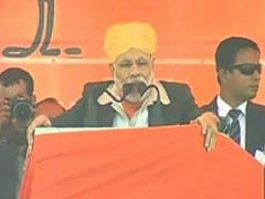 The Finger Pressing EVM is Stronger Than The One on AK-47, Says PM Modi in Jammu