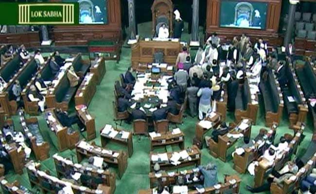 Lok Sabha Adjourned Sine Die; House Passes 'Record' Number ...
