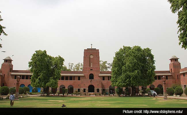 Delhi's St Stephen's College Suspends Student Who Launched Online Magazine