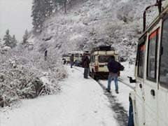 Severe Cold Wave in Uttarakhand, 24 Dead