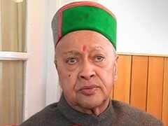 Chief Minister Virbhadra Singh Defends Himachal Pradesh Government's Work in Education Sector
