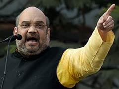 As Amit Shah Reads Out Number, Hundreds Dial In For BJP Membership