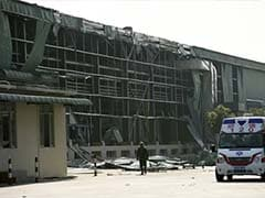Gas Explosion at Chinese Factory Kills 17: Reports