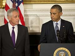 'No Major Difference' With Barack Obama: US Defense Secretary Chuck Hagel