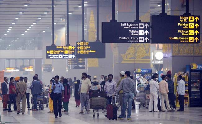 Flights Resume At Delhi Airport After Drone Scare: Report