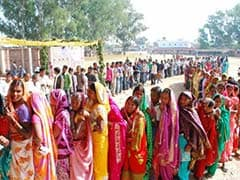 Brisk Polling in Jharkhand as Voters Defy Maoists