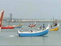 Sri Lankan Navy Detains 27 Tamil Nadu Fishermen, Releases Them After Warning