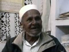 Hashim Nasari, Oldest Litigant in Babri Case, Gets Y-Category Security