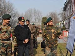 Will Respond to Pakistan Firing with Double Force: Defence Minister