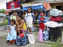 Thousands Stranded as Filipinos Brace for Super Typhoon Hagupit