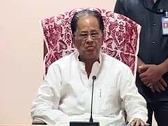 Assam Chief Minister Tarun Gogoi Backs Army Strike on Insurgent Camps in Myanmar