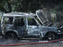 AAP Candidate's Car Torched as Partymen Clash With BJP Workers