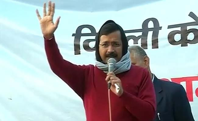 Arvind Kejriwal Questions 'Haste' Over Land Acquisition Ordinance